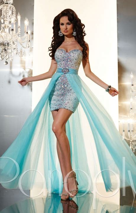 Panoply 14627 - Some like it Short Prom Dress