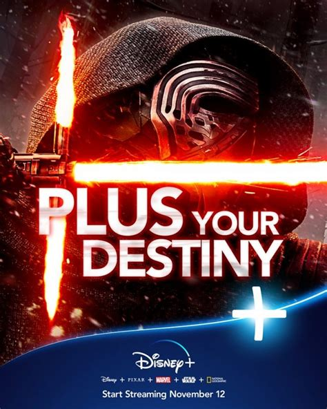 """Disney+ """"Plus Your"""" Posters Released 