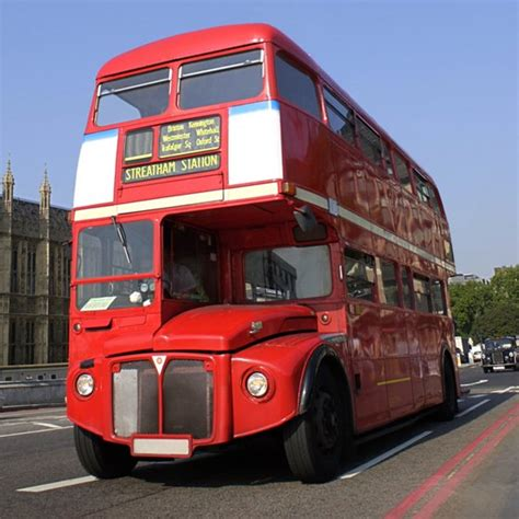 How Big Is a Double-Decker Bus? | USA Today