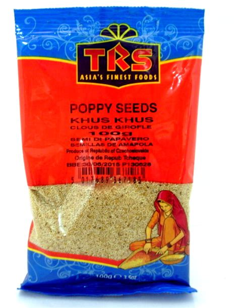 White Poppy Seeds   Buy Online at the Asian Cookshop