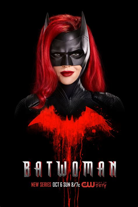 Batwoman new poster leaves its mark - SciFiNow - The World