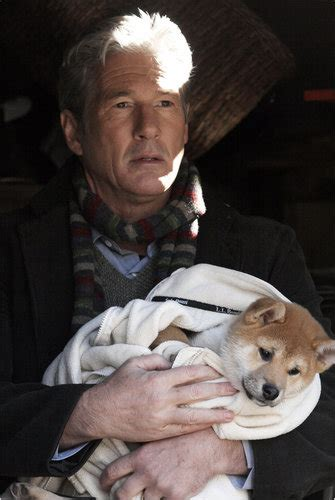 Hallmark Channel to Show Richard Gere's Dog Tale - The New