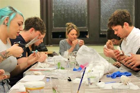 Try your hand at taxidermy with beginner's workshop in