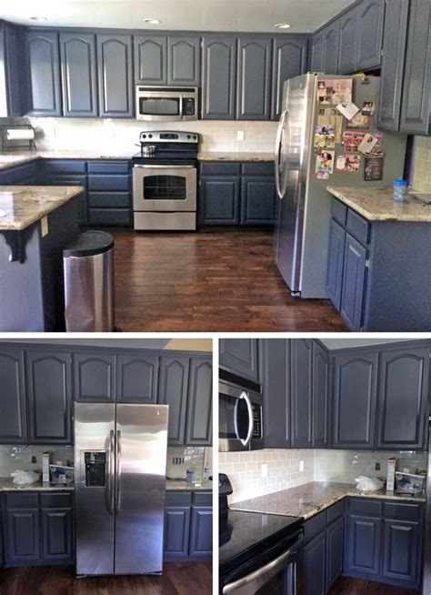 Chic Queenstown Gray Kitchen Makeover | General Finishes