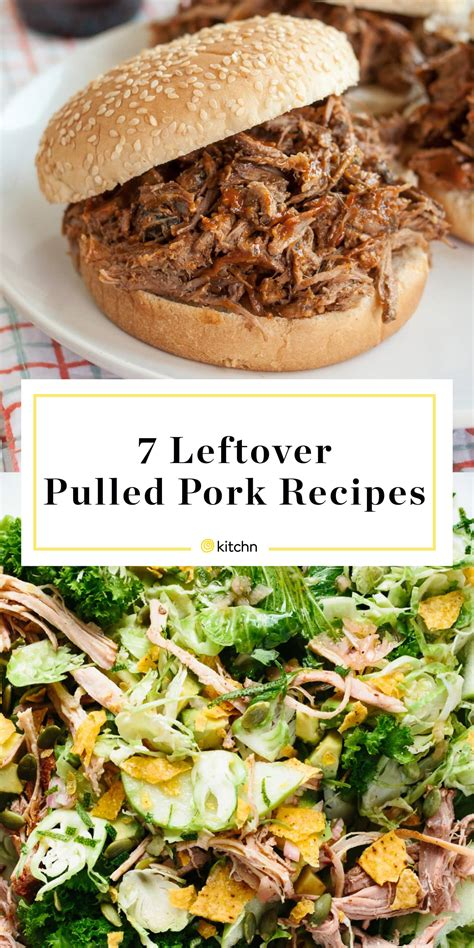 What to Do With Leftover Pulled Pork   Kitchn