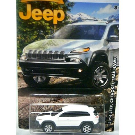 Matchbox - Jeep Collection - Jeep Cherokee Trailhawk