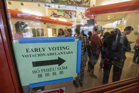 Texas ends temporary voting access, possibly hurting young