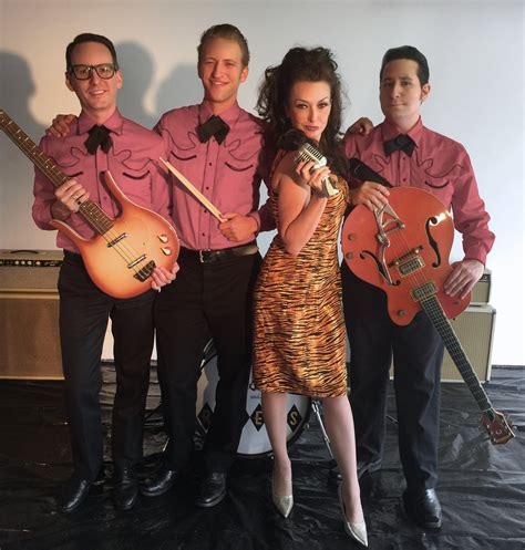 rosie and the rivets - Bass/Schuler Entertainment