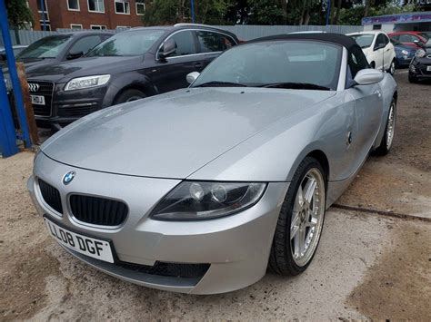 Used Bmw Z4 Convertible 2