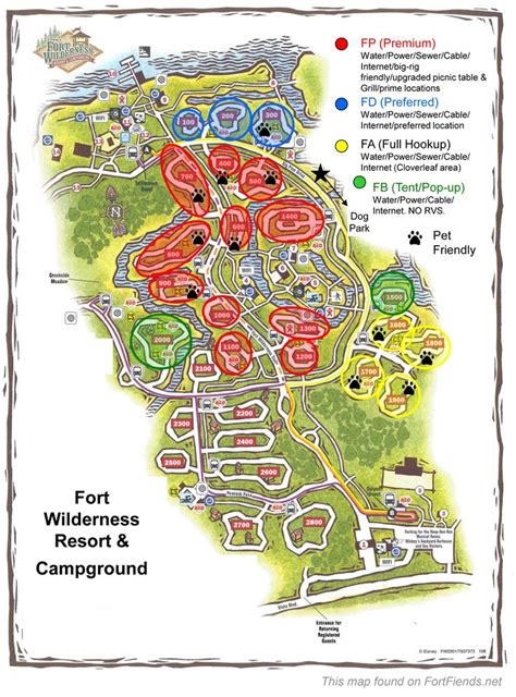 17 Best images about Fort Wilderness @ Disney on Pinterest