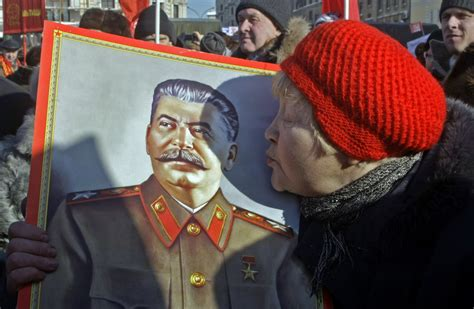 Why Russia Still Loves Josef Stalin, One of the 20th