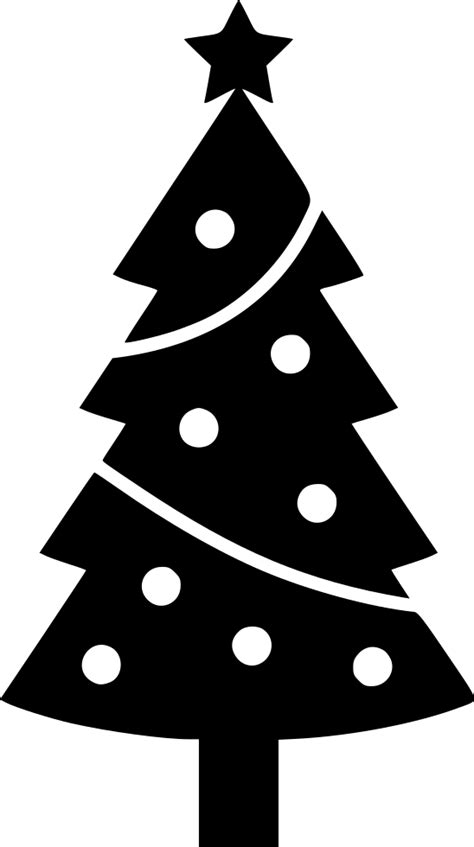 Christmas Tree Svg Png Icon Free Download (#557185