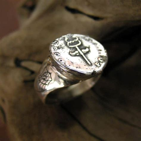 Mercury Practical Wisdom Ring Silver (*Limited Edition*)