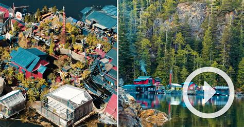 Off the Grid: A Couple Spends 24 Years Building a Floating