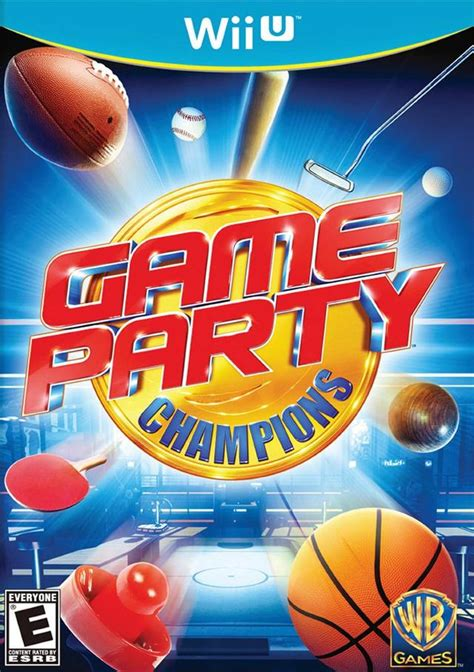 Game Party Champions - Nintendo Wii U Game