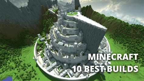 10 Most Breathtaking Minecraft Builds You Need To See