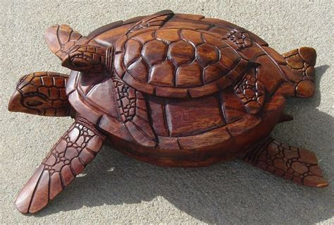 25 best images about Wood Carvings - Turtles on Pinterest