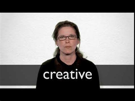 Creative definition and meaning   Collins English Dictionary