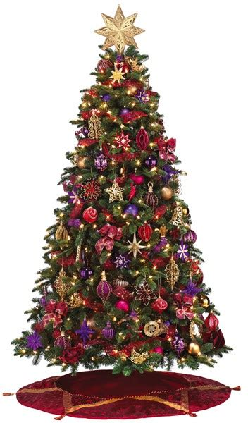 Thirty Fabulous Christmas Trees | Home Trends Magazine