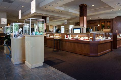 Jewelry store displays   Feist Cabinets and Woodworks, Inc