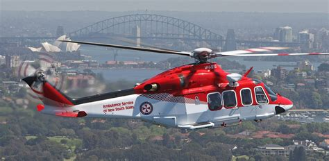 HAI Salute to Excellence Golden Hour Reward: NSW Ambulance