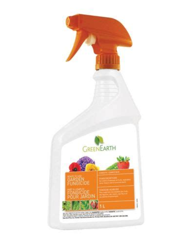 Green Earth Garden Fungicide, 1-L Canadian Tire