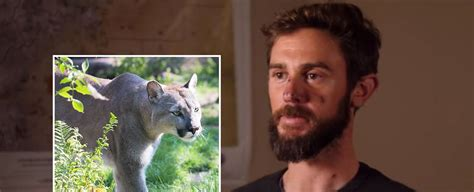 This Trail Runner Fought an Attacking Mountain Lion With