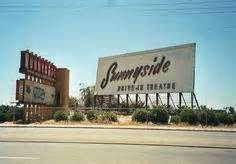 Fountain Valley Drive-In movie theater