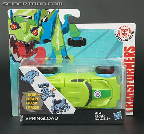 New Galleries: Robots In Disguise 1-Steps Springload