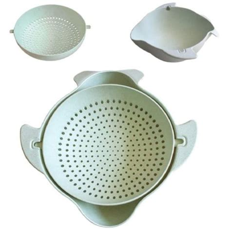 Best Plastic Colander and Bowl Sets [Reviews & Buying Guides]