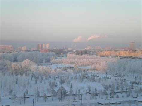 Ersatz Expat: Coping with Snow and Cold in Astana