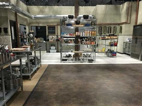 Behind the Scenes: All Is Quiet in the Chopped Kitchen