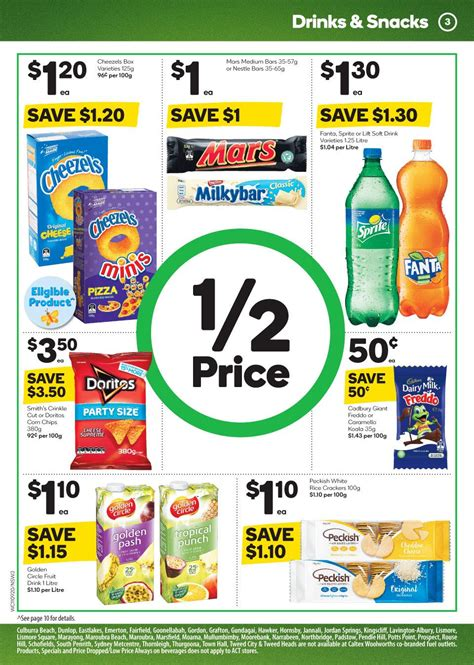 Woolworths Catalogue 11 - 17 Sep 2019